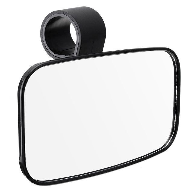 Rear View Mirror Large Universal For ATV UTV Off Road Adjustable Wide Clear