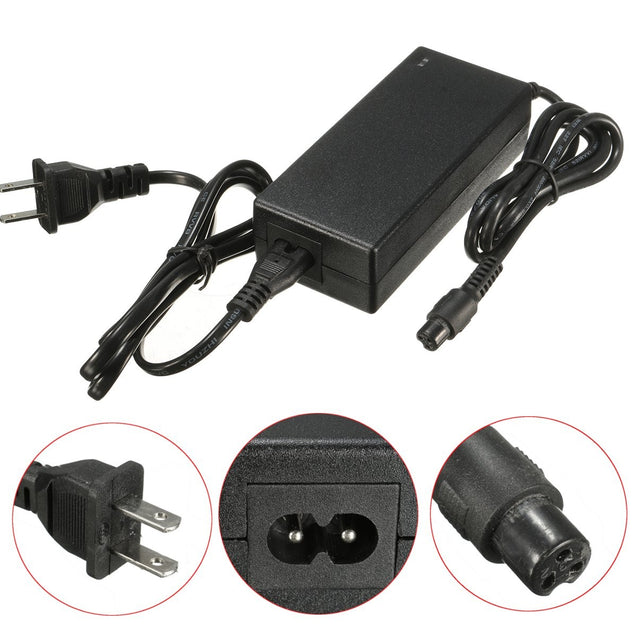 BIKIGHT 42V 2A AC DC Power Adapter Battery Charger For Smart Balance Scooter Xiaomi Segway Ninebot