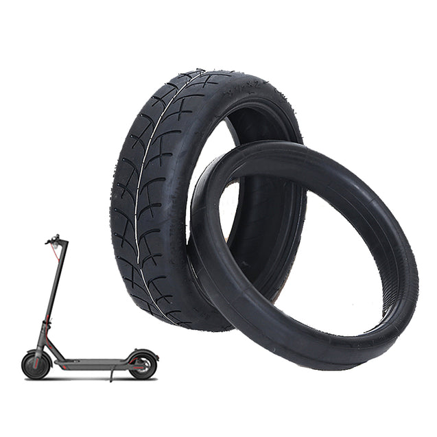 BIKIGHT 8 1/2 X 2 Thicken Non-slip Scooter Tire for Xiaomi Mijia M365 Electric Scooter