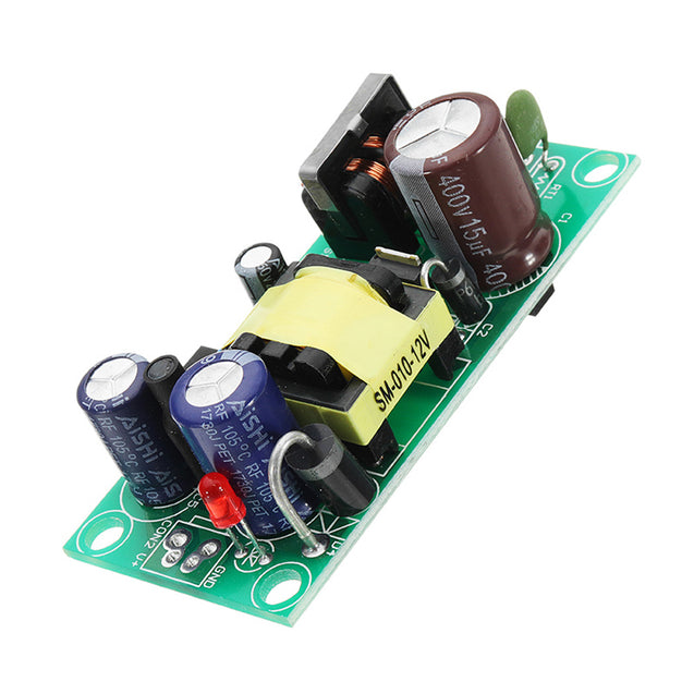 3Pcs AC-DC 220V To 12V1A Isolation Switch Power Module 12W Switching Power Supply
