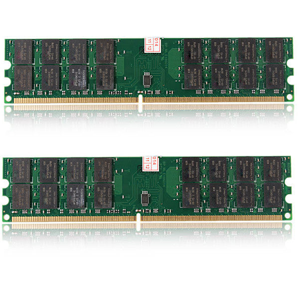 8GB 2X4GB DDR2 800MHZ PC2-6400 240 Pins Desktop PC Memory AMD Motherboard Computer Memory