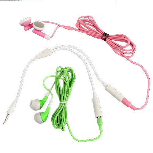 NEW 3.5mm Jack Headset Headphone Audio Splitter Adapter Cable