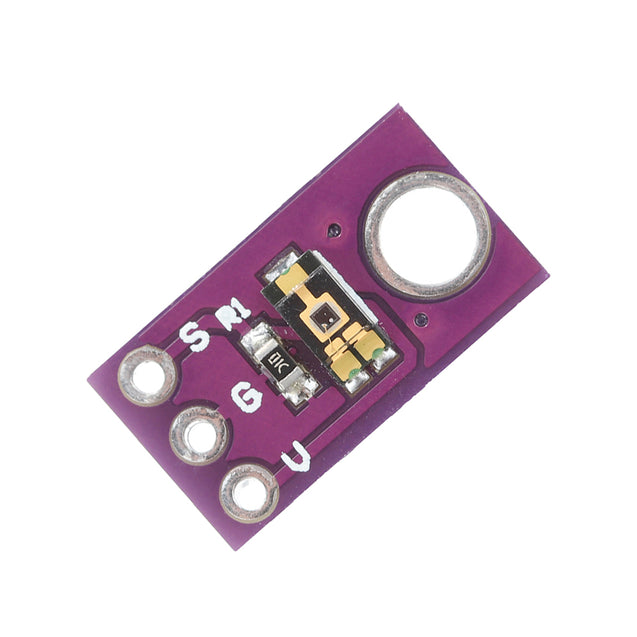 TEMT6000 Ambient Light Sensor Module Visible Ambient Light Intensity Detection For Smart Home