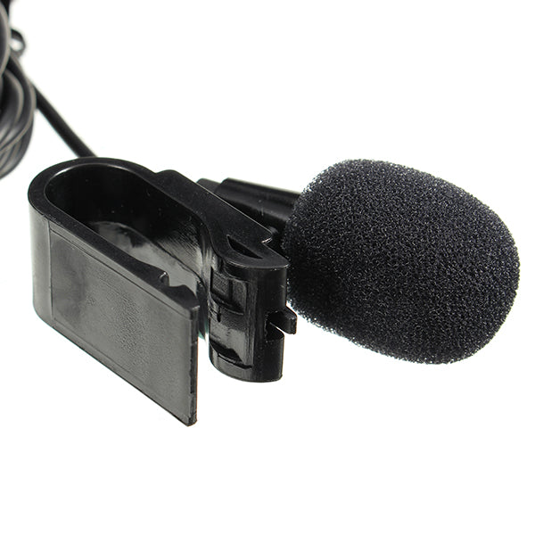 Car External Microphone Mic 3.5mm for Car DVD Player GPS Navigation