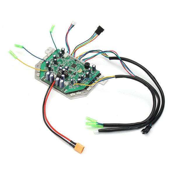 Green Main Scooter Motherboard Replacement Circuit Board Parts Kit For Balance Scooter