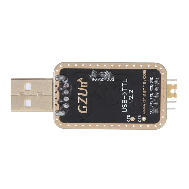 CH340G RS232 Upgrade USB to TTL Auto Converter Adapter STC Brush Module