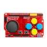 5pcs JoyStick Shield Game Expansion Board Analog Keyboard With Mouse Function
