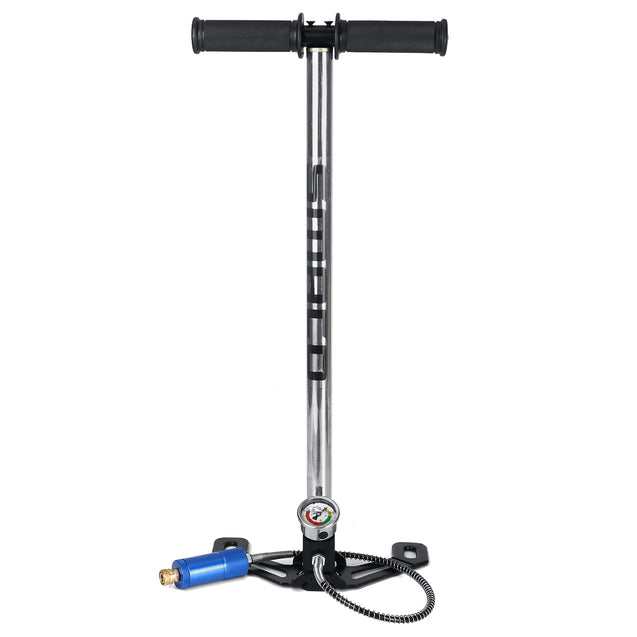 SMACO Scuba Diving Reserve Air Tank Set Hand Pump Oxygen Cylinder Mini Operated Pump