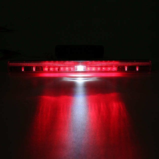 Red Blue 12V 21LED Car Third 3rd High Mount Brake Lights with Rear Tail Warning Turn Flash Light