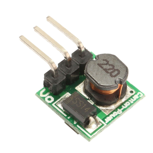 3pcs Mini DC-DC 0.8-5V To DC 5V Step Up Boost Power Module Board For Arduino