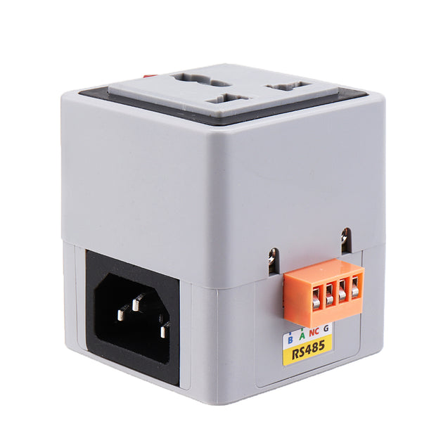 M5Stack AC Socket Connector RS485 AC Outlet 10A Support Mutiple Device Series Connection STM32F030F4