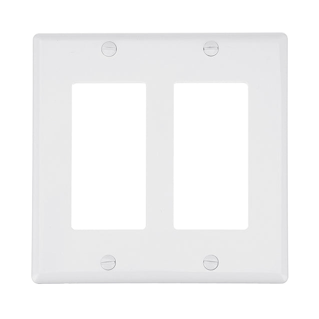 2 Gang AC 100-240V Smart WIFI Mechanical Switch Wall Panel Mobile APP Remote Control Socket