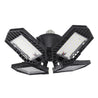 60W E27 132 LED Garage Light 4 Blades Deformable Ceiling Lamp For Workshop Factory AC85-265V