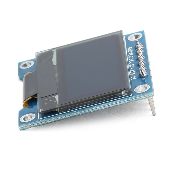 3Pcs 0.96 Inch White SPI OLED Display Module 12864 LED For Arduino
