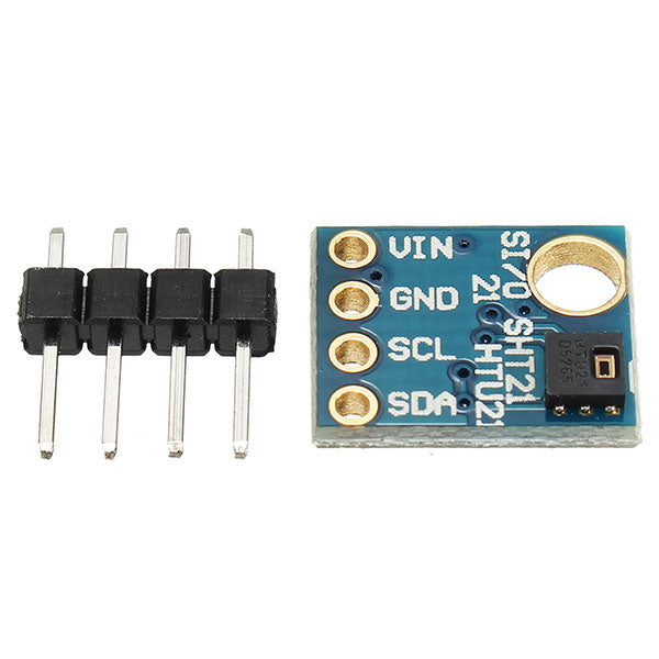 3Pcs GY-21 HTU21D Humidity Sensor With I2C Interface For Arduino Industrial High Precision