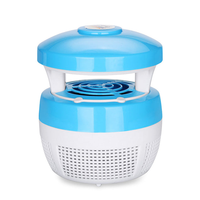 2.5W LED USB Mosquito Dispeller Repeller Mosquito Killer Lamp Bulb Electric Bug Insect Zapper Pest Trap Light