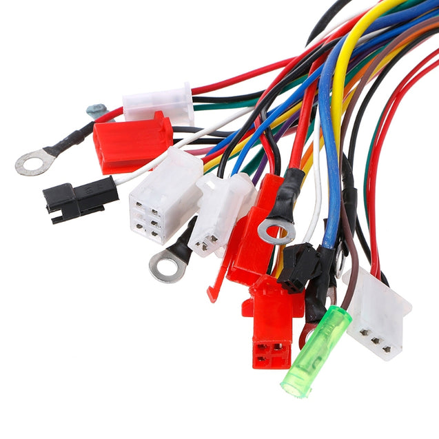 BIKIGHT 48V-72V 1000W Brushless Motor Controller 18Fets Hall For Electric Bike Bicycle Scooter Ebike