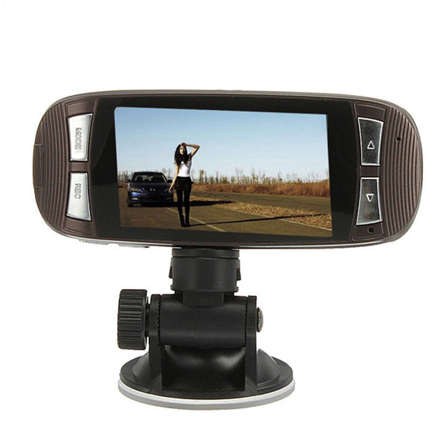 Full HD G1W 2.7inch LCD DVR G-sensor H.264 Motion Detect