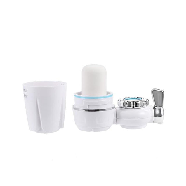Water Filter Purifier For Kitchen Bathroom Sink Faucet Mount Filtration Tap Purifier