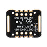 5Pcs MAX30102 Heartbeat Frequency Tester Heart Rate Sensor Module Puls Detection Blood Oxygen Concen