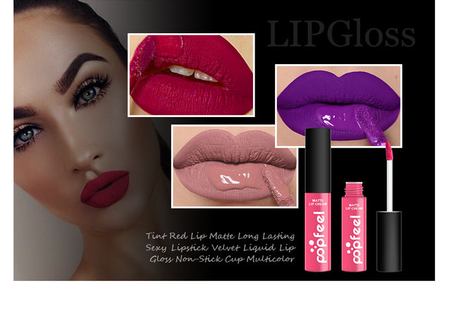 POPFEEL 12Pcs Makeup Set Full Lipstick Isolated Eye Shadow Makeup Combination Cosmetics