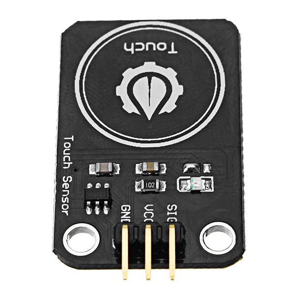 3Pcs Touch Sensor Touch Switch Board Direct Type Module Electronic Building Blocks For Arduino