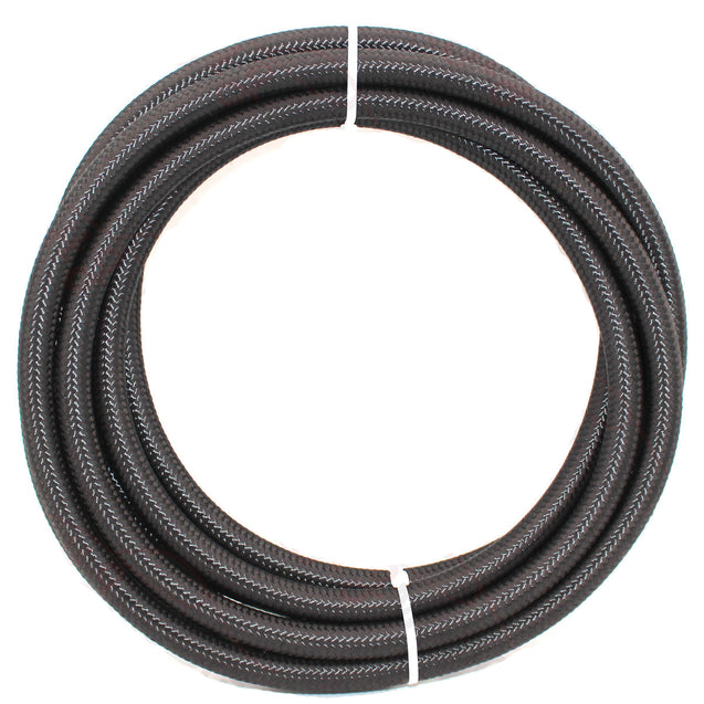 5M AN8 Nylon Stainless Steel Braided Fuel 0/45/90/180 Hose End Fuel Adapter Kit Oil