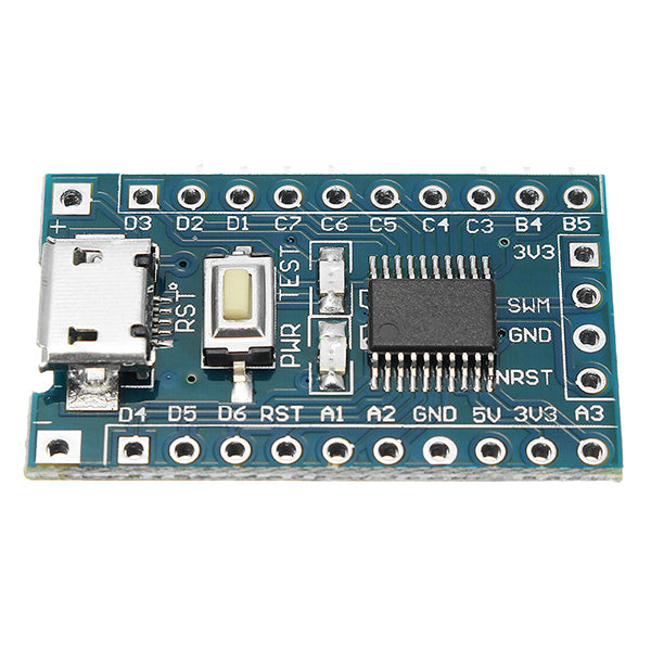 5pcs STM8S103F3P6 System Board STM8S STM8 Development Board Minimum Core Module Board
