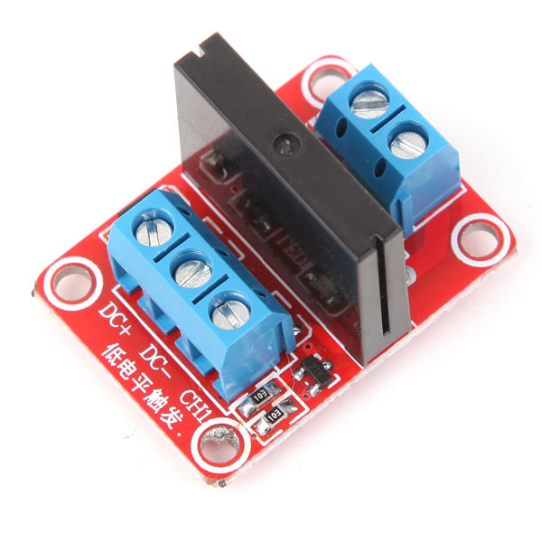 3Pcs One Way Solid State Relay Module For Arduino