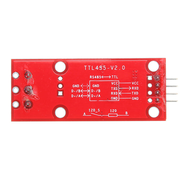 5pcs MAX3485 TTL To RS485 Module MCU Development Converter Module Board Accessories