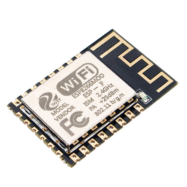 5Pcs Geekcreit ESP-F ESP8266 Remote Serial Port WiFi IoT Module Nodemcu LUA RC Authenticity