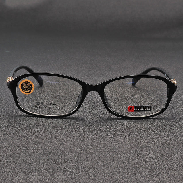 Minleaf TR90 Memory Reading Glasses Frame Great Toughness Light Weight