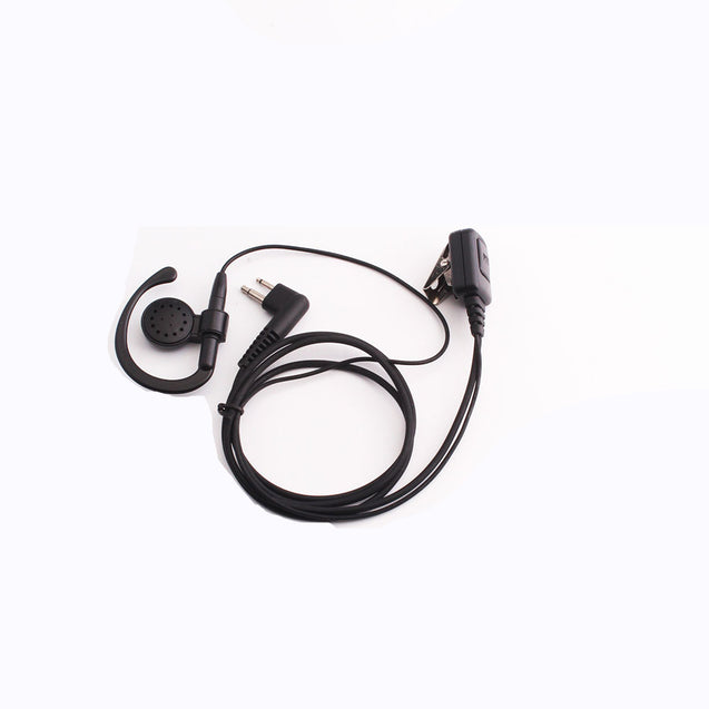 Earphone For walkie-talkie M Head 88s Gp3688 Headphones PTT Big Ear Hooks Big Horn Headphones998