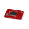 10pcs 4-bit Pozidriv 0.54 Inch 14-segment LED Digital Tube Module Red & Green I2C Control 2-line Control LED Display Screen Module