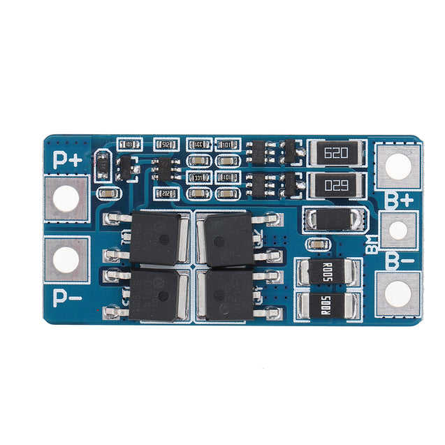3pcs 2S 10A 7.4V 18650 Lithium Battery Protection Board 8.4V Balanced Function Overcharged Protection