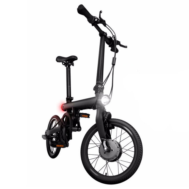 Xiaomi Smart Electric Power Folding Bike Bluetooth 4.0 Smart Bike Support For APP Aluminum Alloy