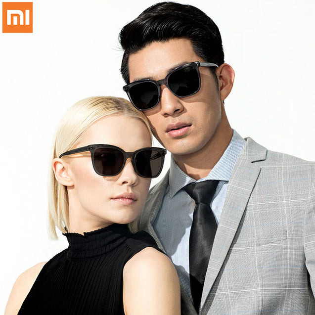 XIAOMI Mijia TS Sunglasses Cat-eye Version Nylon Polarized Glasses 100% UV-Proof Light Men Women Outdoor Travel