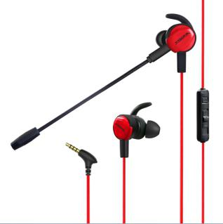 Xiberia MG-1 3.5mm Wired In-Ear Gaming Earphone with Dual Microphone
