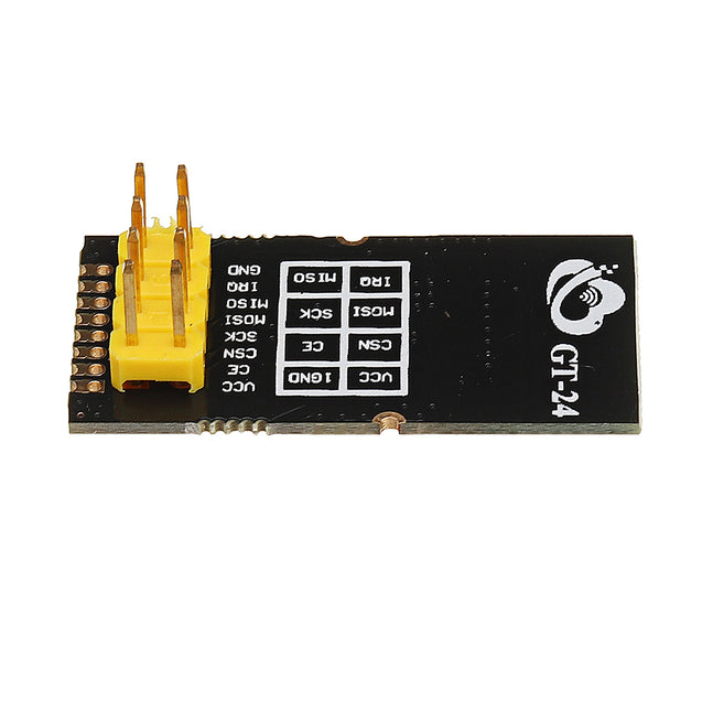 5pcs GT-24 Digital Wireless Module 2.4G NRF24L01 PA LNA Industrial Grade 1100M Long Distance