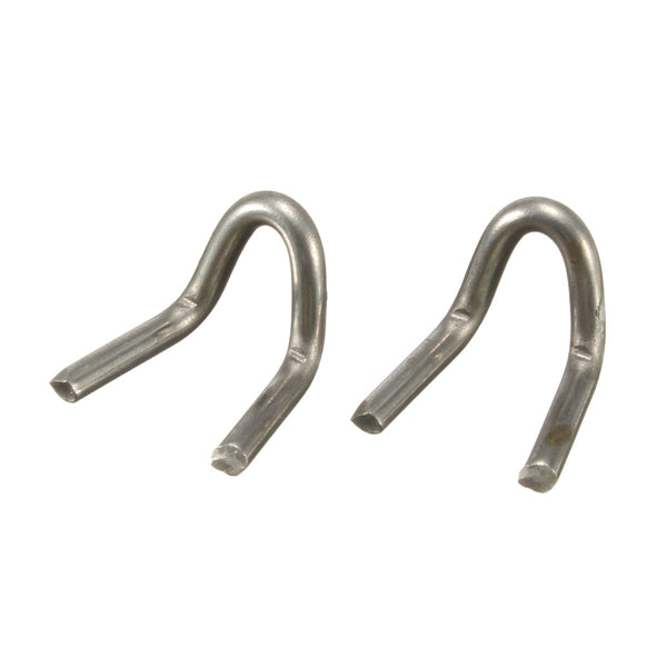 Pair 64mm Stainless Steel Muffler Exhaust Pipe Spring For Motorcycle ATV