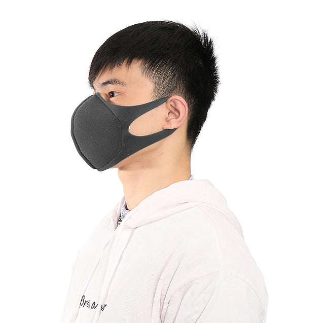 10Pcs KN95 Anti-dust Anti-Pollution Filtering Particles Reusable Protective Mask Face Cover