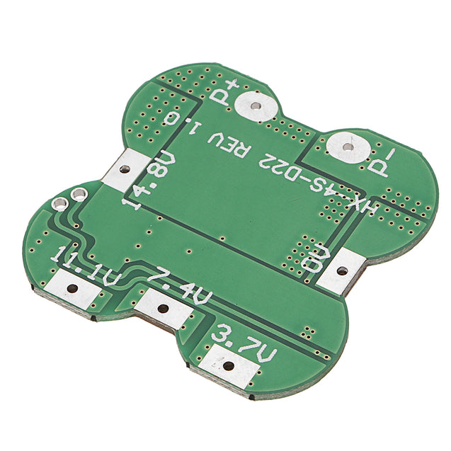 4S 14.8V 18650 Lithium Battery Protection Board