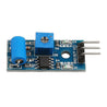 LM393 Mini Tilt Angle Sensor Module Tilt Sensing Probe Intelligent Car Accessories