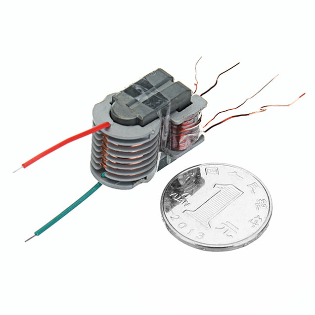 5pcs 15KV High Frequency High Voltage Transformer High Voltage Coil Boost Inverter
