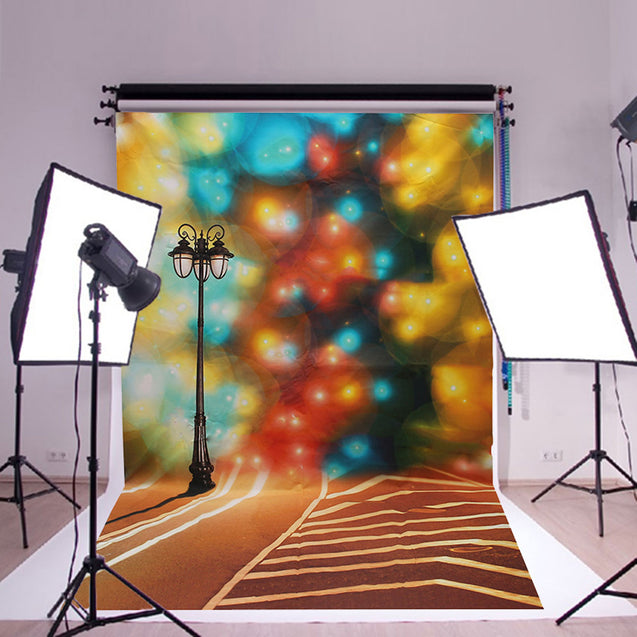 90x150cm Fantasy Lamps Vinyl Photography Background Backdrops Photo Studio Prop