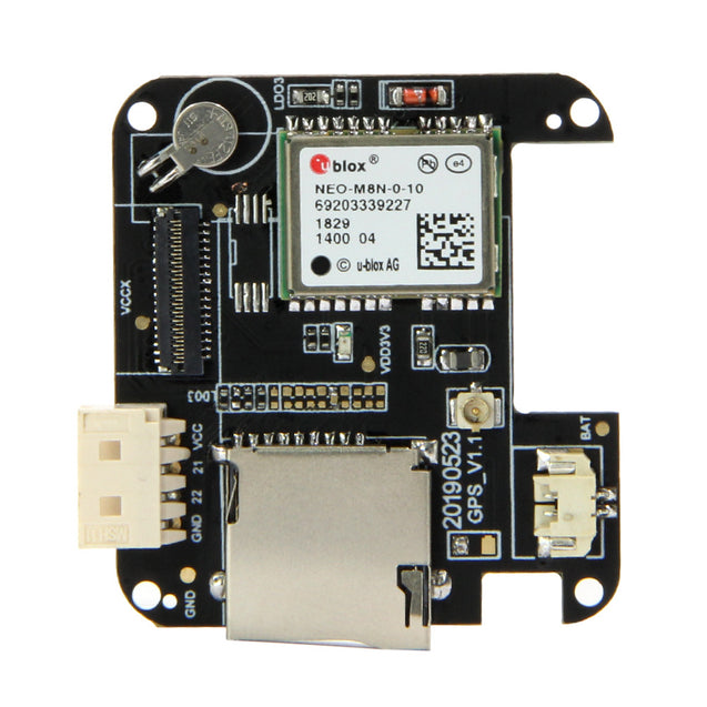 TTGO T-Watch GPS-M8N Bottom PCB ESP32 Support TF Card Expansion Board Lua MicroPython Scratch