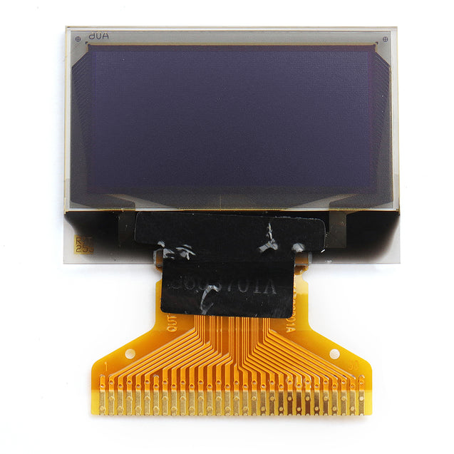 3Pcs 0.96 inch OLED Display 12864 Serial LCD Display White Color Arduino Display