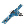 5pcs Five Road Tracing Module Tracing Sensor Module 5 Functions Intelligent Vehicle Control Board