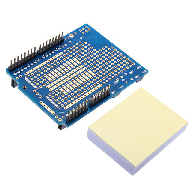 2pcs Arduino Compatible 328 ProtoShield Prototype Expansion Board