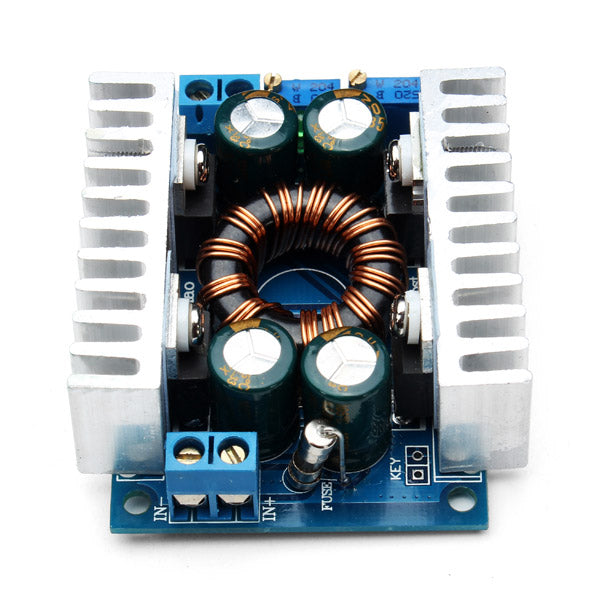 3pcs Geekcreit DC-DC 8A DC5-30V 150KHz Automatic Step Up Step Down Adjustable Power Module